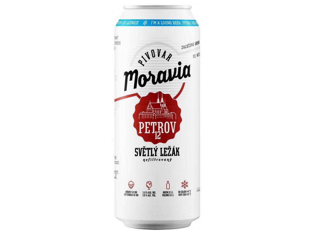 Petrov 12 - Moravia