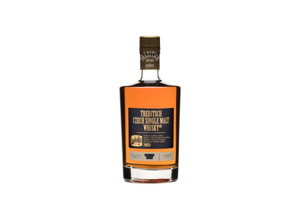 Double barrel aging Porto - 40%