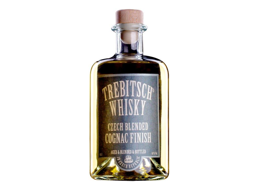 Double barrel aging Cognac - 40%
