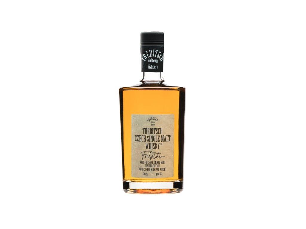 TREBITSCH Czech Single Malt Whisky - 43%