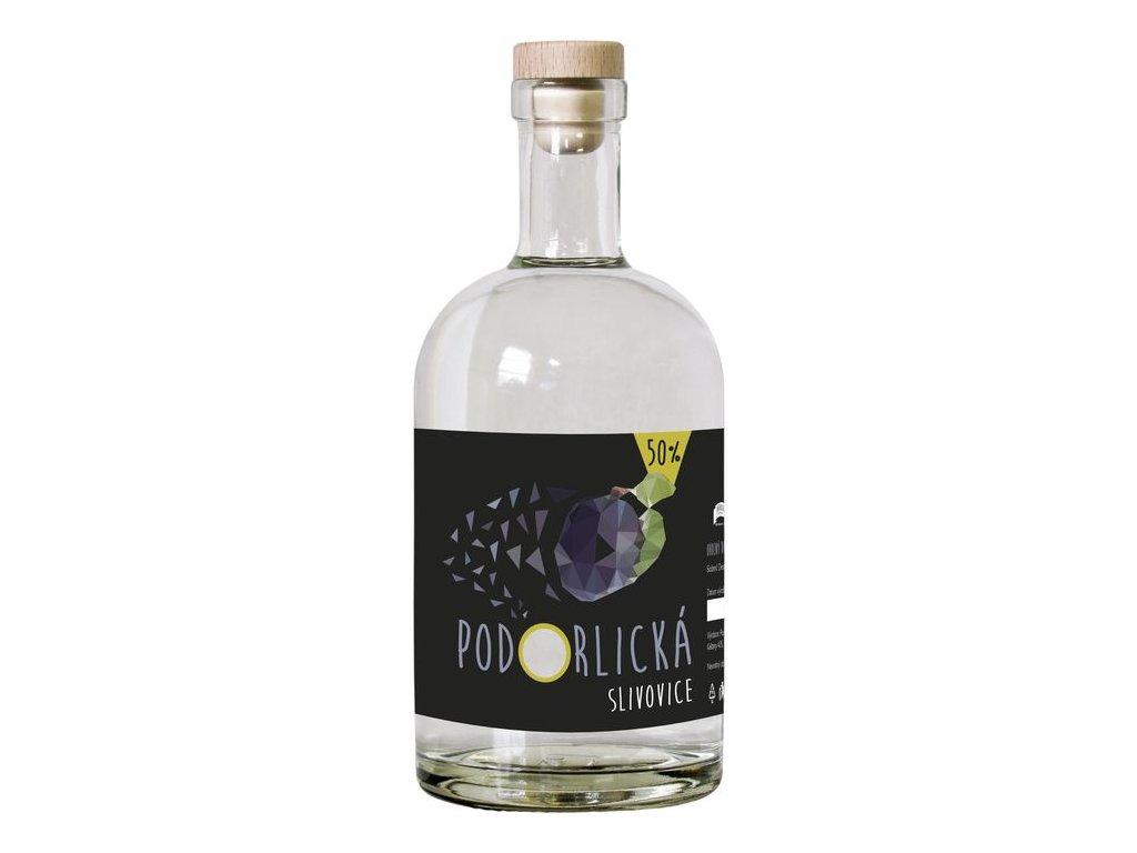 Slivovice Podorlická Palírna - 50%