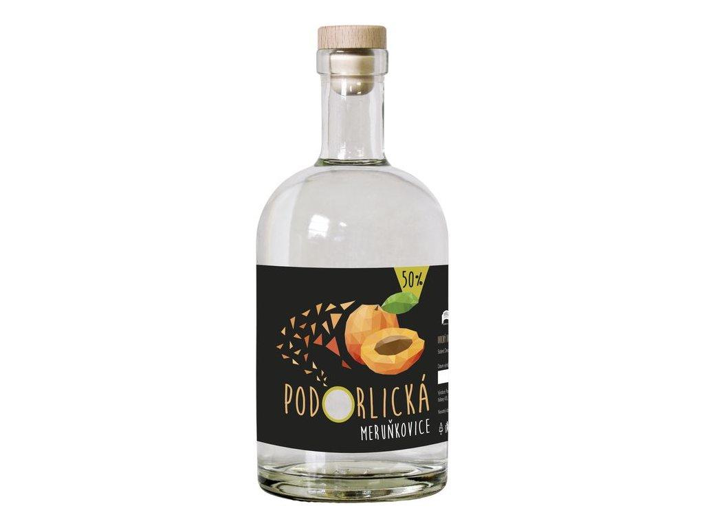Meruňkovice Podorlická Palírna - 50%
