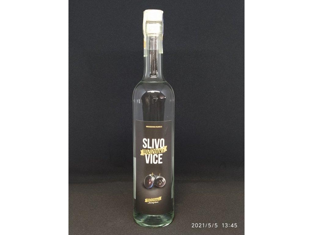 Bozízovská Slivovice 50%