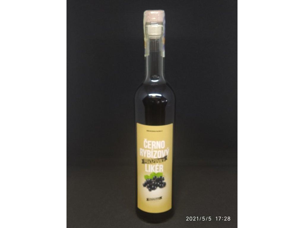 Bozízovský Černorybízový likér 28%