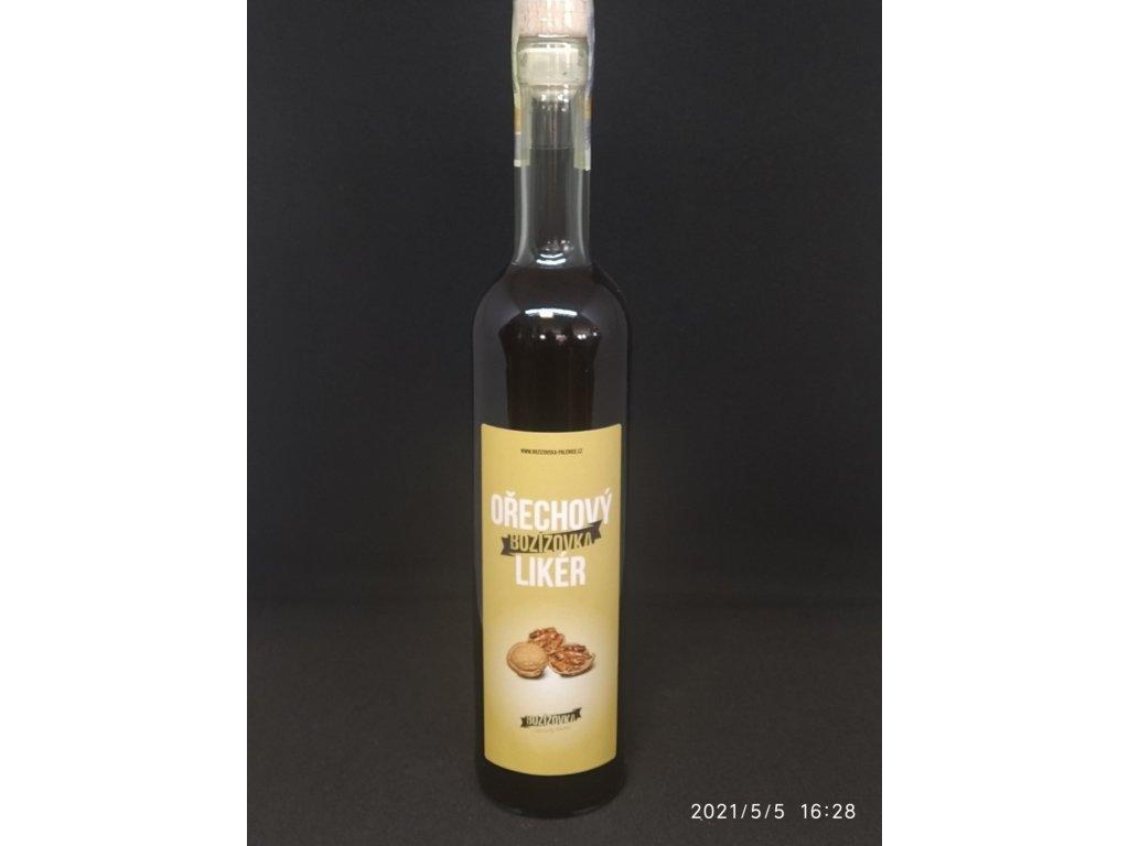 Bozízovský Ořechový likér 28%