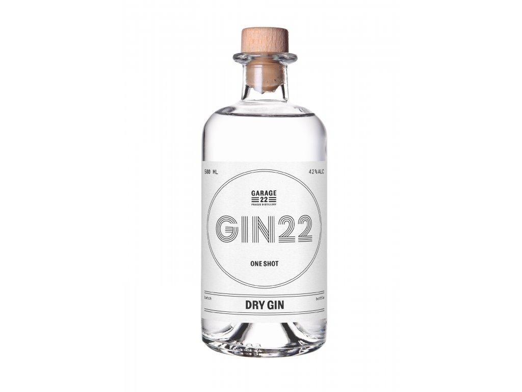 GIN22 DRY mockup