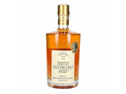 TREBITSCH Czech Single Malt Whisky - 40%