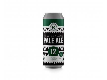 New Zealand Pale Ale 12