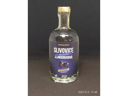 Bozízovská pětiletá Slivovice 50%