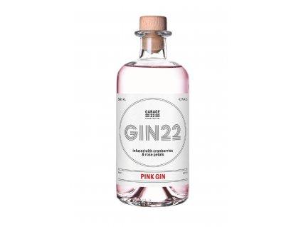 Pink GIN22 mockup