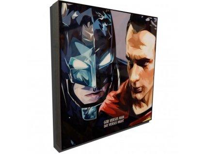 Pop Art Obrazy BATMAN & SUPERMAN - popartobrazy.cz