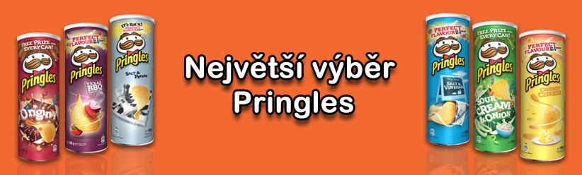 Největší výběr Pringles