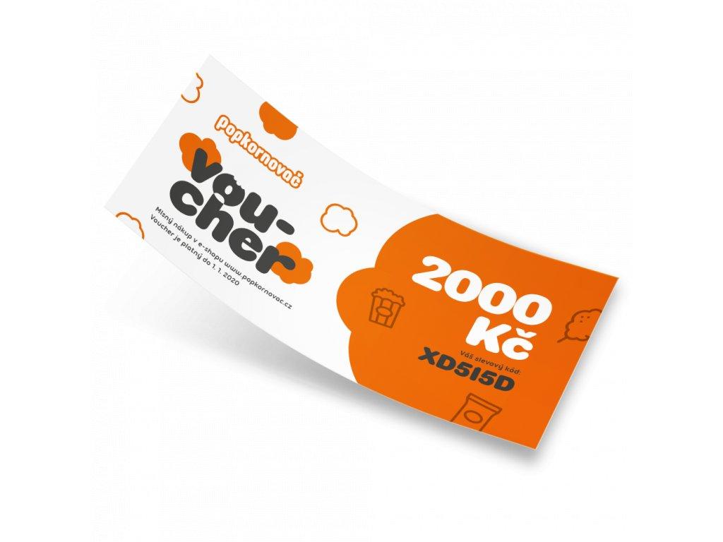 2000 darkovy poukaz