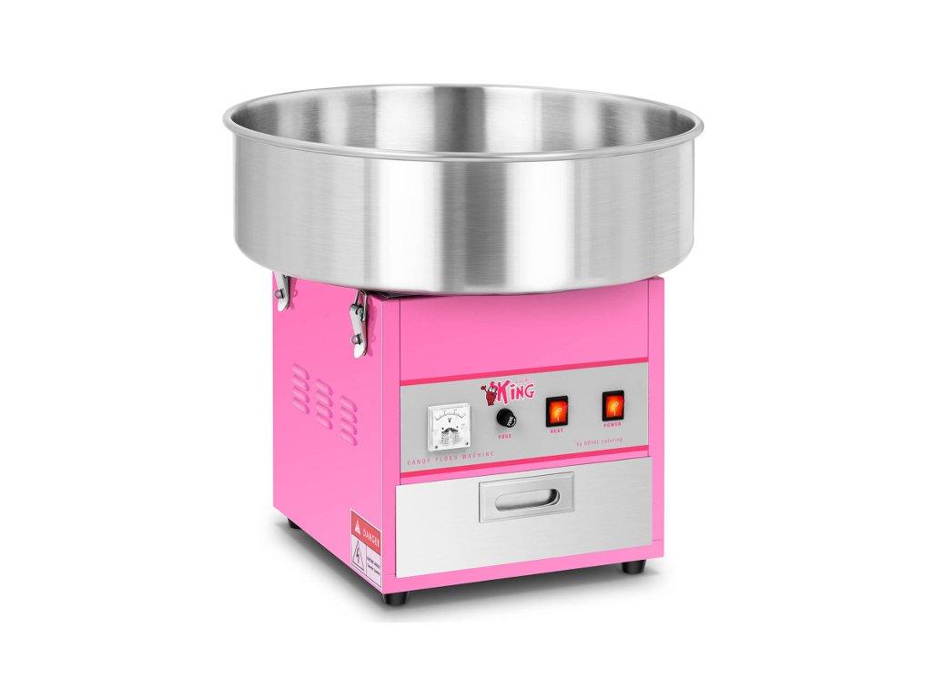 ZÁPŮJČKA: Stroj na cukrovou vatu RCZK-1200-W