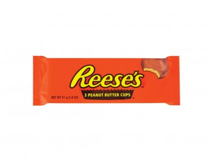 Reese´s 3 peanut butter cups 51g
