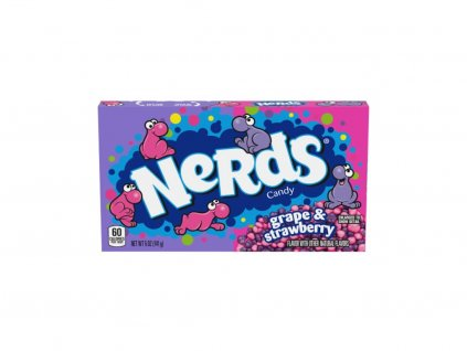 Nerds strawberry - grape 141,7g