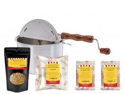 Popcorn balíček SPIN - slaný