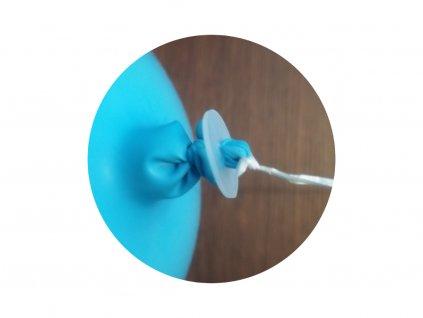 Provázek s uzávěrem na balonky