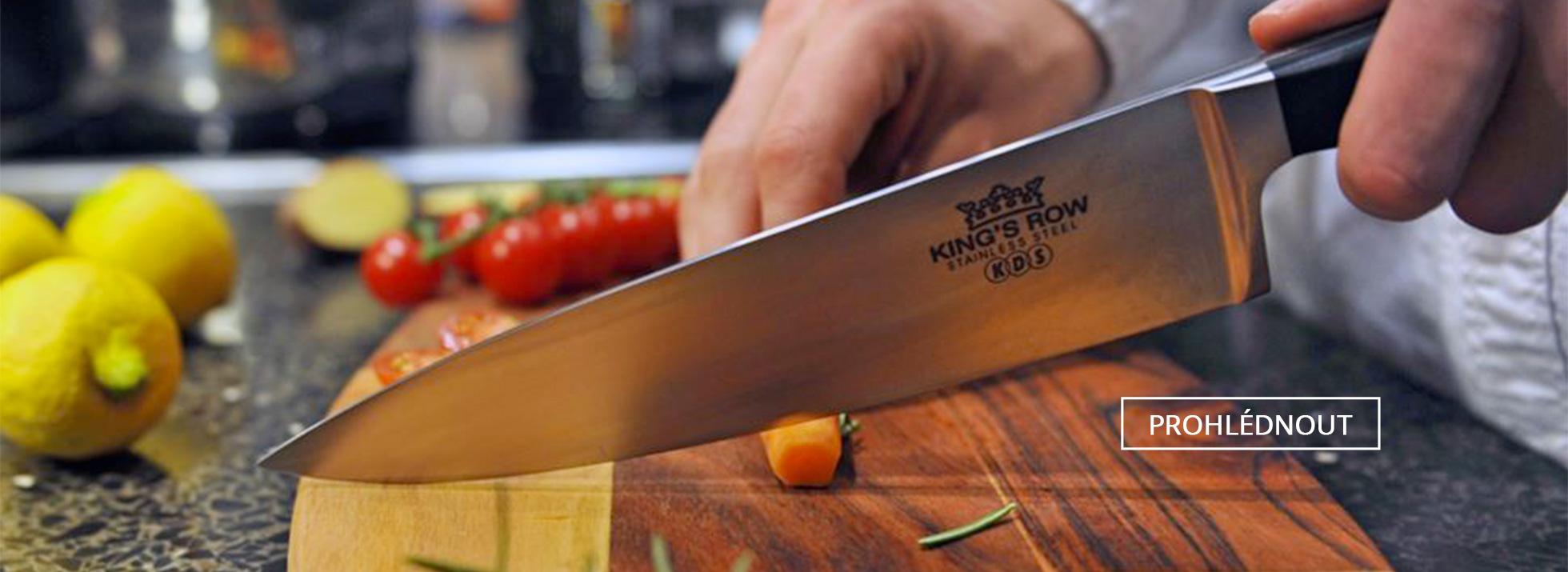 nože KDS Sedlčany