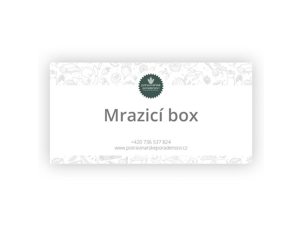 mrazici box