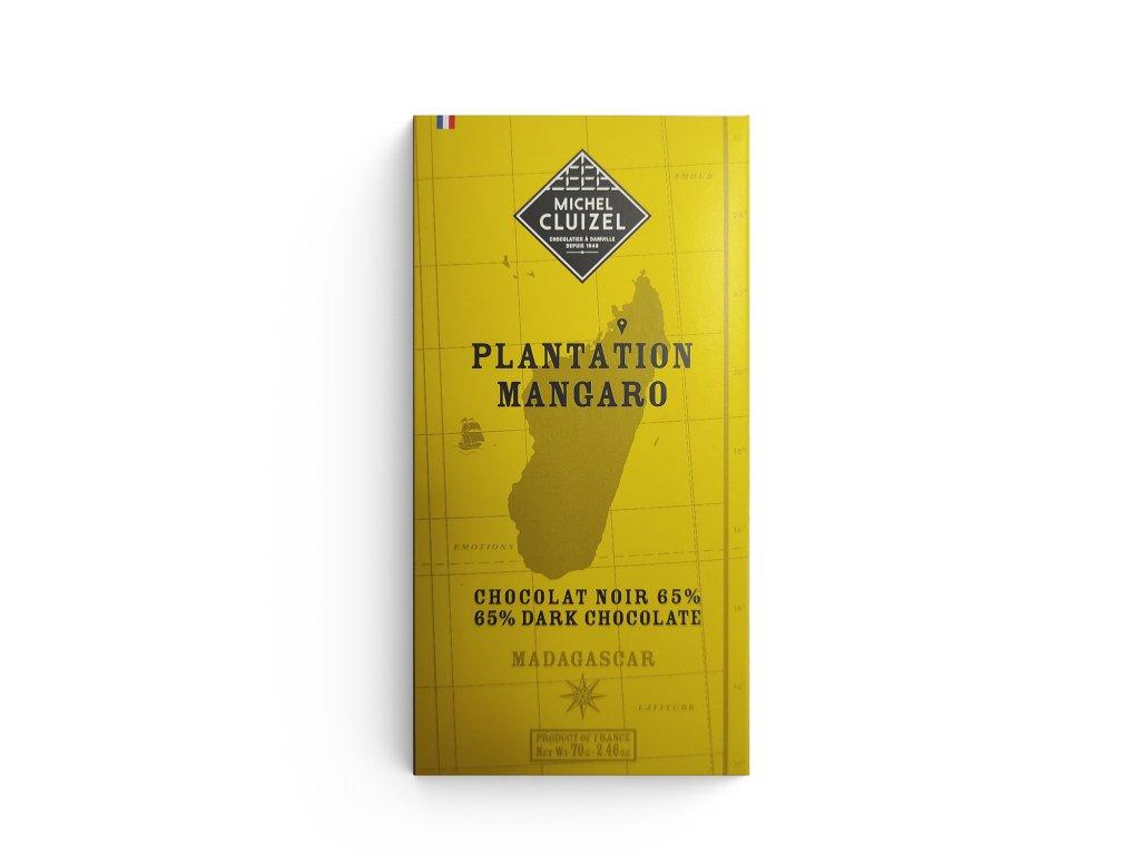 Čokoláda plantáž Mangaro 65%