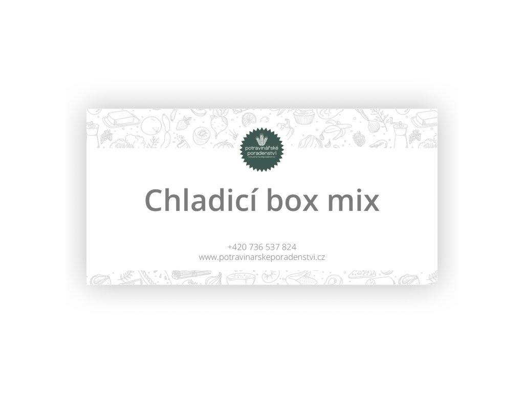 chladici box mix