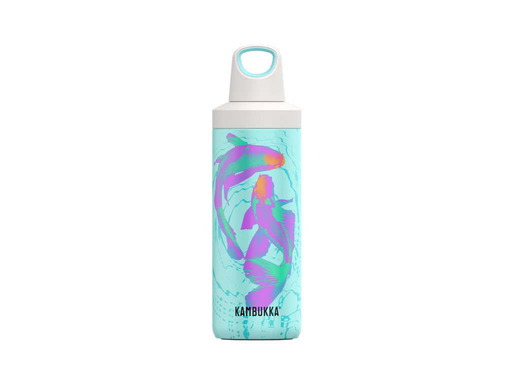 11 05017 Termolahev Reno Insulated 500 ml Tribal Shibori Kambukka