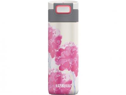 11 01020 Termohrnek Etna 500 ml Pink Blossom Kambukka