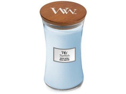 Woodwick Seaside Neroli váza velká