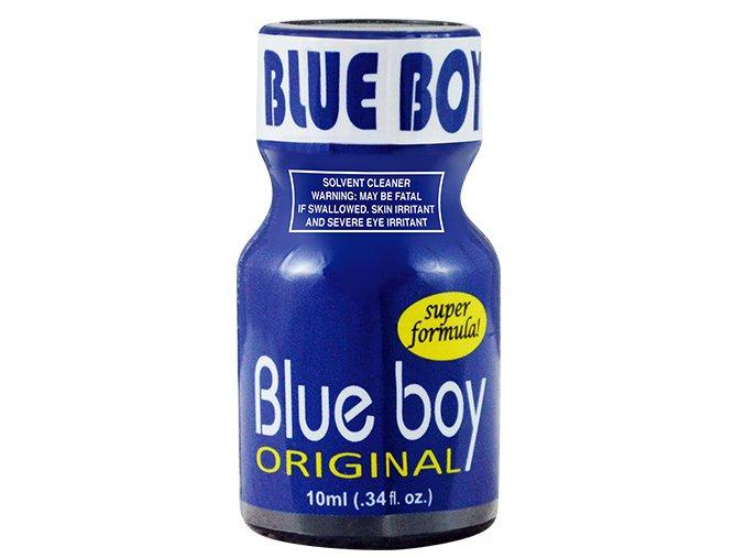 blue boy poppers nitritový čistič afrodiziakum