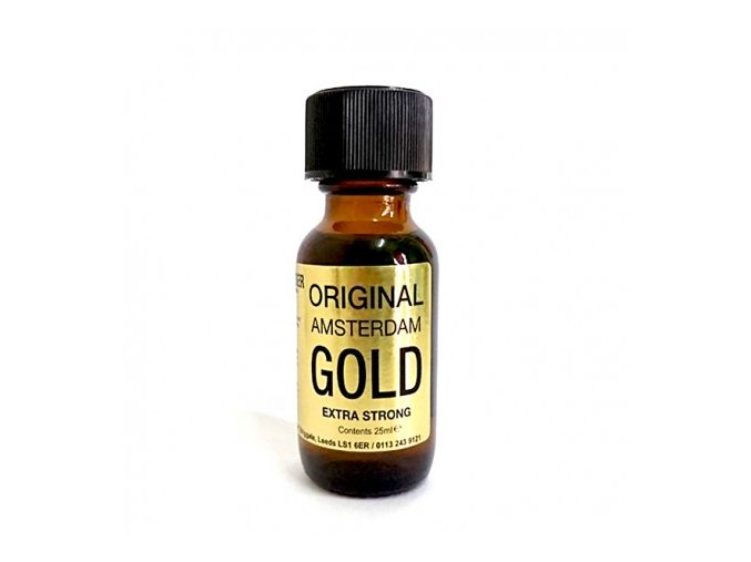 amsterdam gold original 25ml