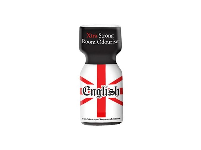 english 25ml poppers