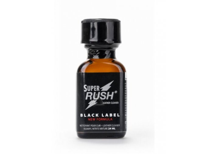 super rush black level 24ml afrodiziakum