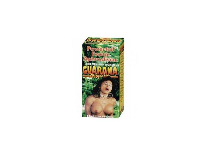 guarana zn special 100ml afrodiziakum španielske mušky