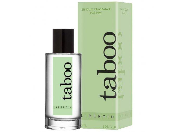 TABOO LIBERTIN SENSUAL FOR HIM 50ML