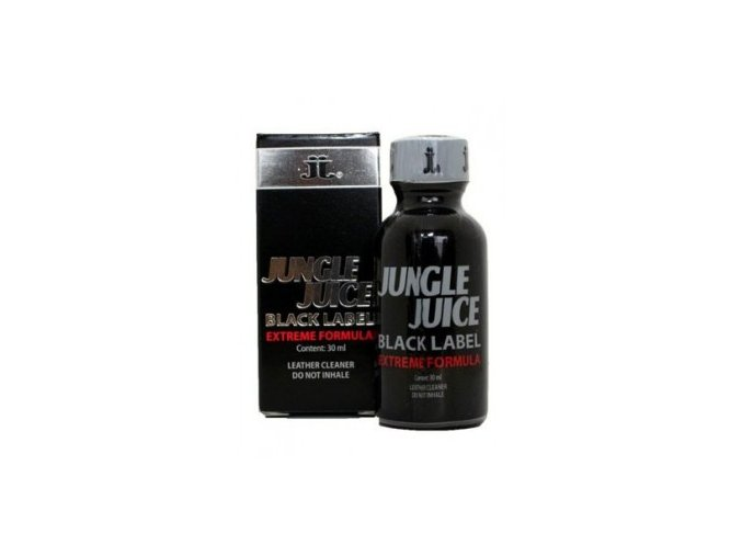 jungle juice black label 24ml poppers