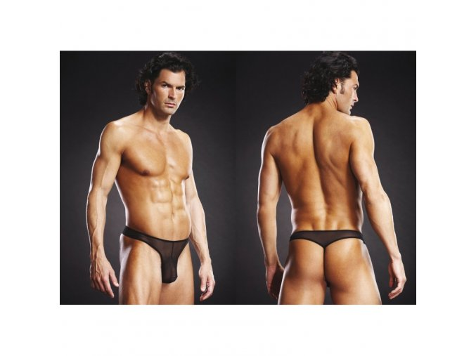 blue line g string black s m