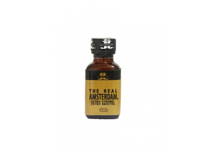 the real amsterdam extra strong 24ml afrodiziakum popers
