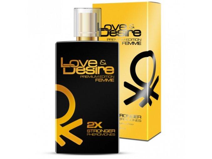 shs love desire premium edition damskie