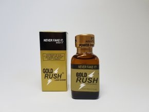 Poppers GOLD RUSH 30ML