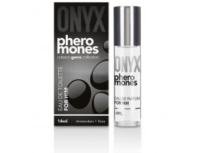 ONYX PHEROMONES EAU DE TOILETTE FOR HIM 14ML