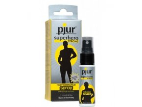 pjur Superhero Strong performance spray 50 ML