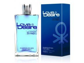shs meskie perfumy z feromonami love desire 100 ml feromony parfem muzsky