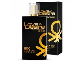 shs love desire premium edition meskie feromony parfem