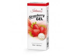 intimeco strawberry gel 50 ml