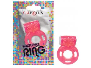 CALEX VIBRATING RING - PINK
