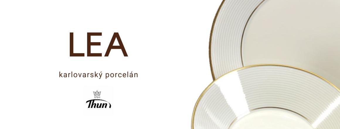 Nová kolekce Lea, karlovarský porcelán