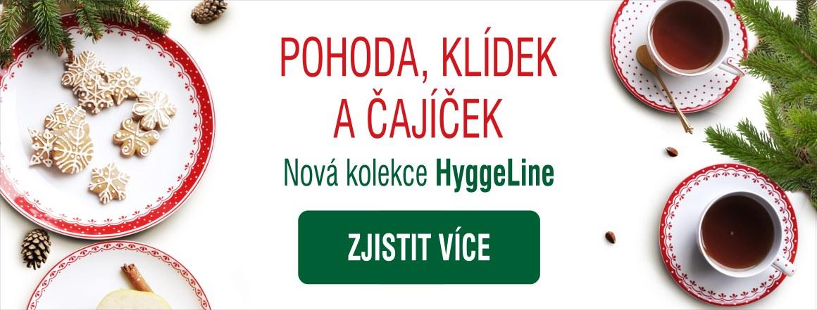 Moderní český porcelán HyggeLine