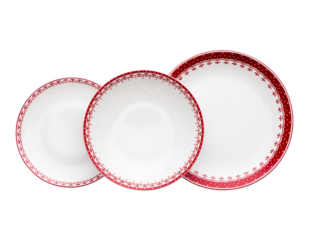 talirova sada hyggeline cervena leander porcelanovy svet