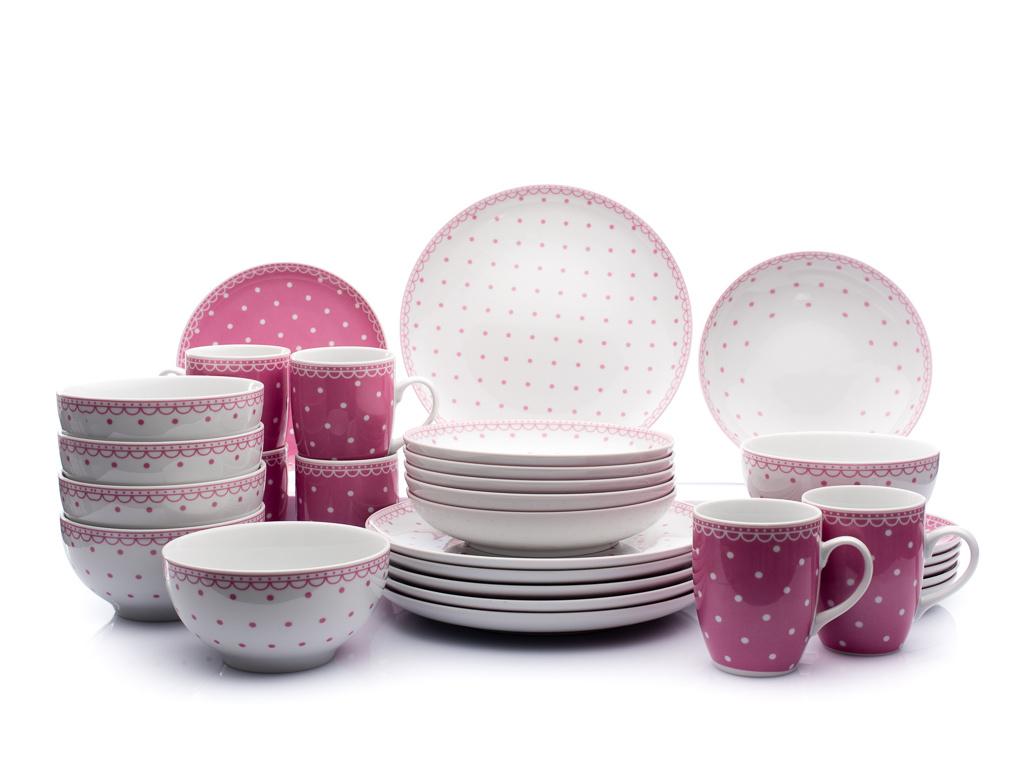 jidelni souprava kodan ruzova thun porcelanovy svet